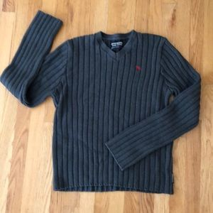Abercrombie and Fitch heavy ribbed sweater